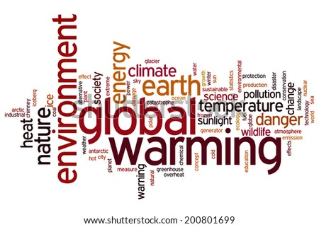 global warming of 50 words Global warming refers to climate change where the increase in average temperature gradually warms the earth's atmosphere global warming is the combined result of anthropogenic emissions of greenhouse gases and changes in solar irradiation, while climate change refers to chang.