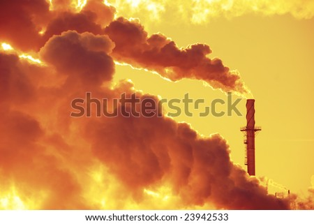 Global Warming Pollution
