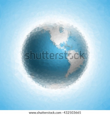 Globe icon, Globe triangulation, Globe icon, Globe map, Globe continents, Globe icon, Globe world, Globe icon, Globe Illustration, Globe icon, Globe triangulation, Globe icon, Globe map, Globe banner - stock photo