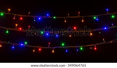 Christmas Lights Stock Images, Royalty-Free Images & Vectors ...