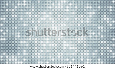 glowing glitter mosaic. computer generated abstract background - stock photo