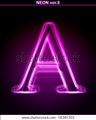 Neon pink Stock Photos, Images, & Pictures