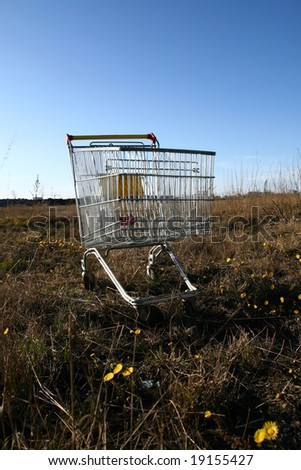 go shoping - stock photo