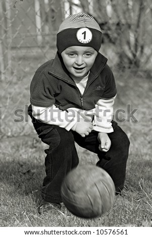 Goalkeeper - stock photo