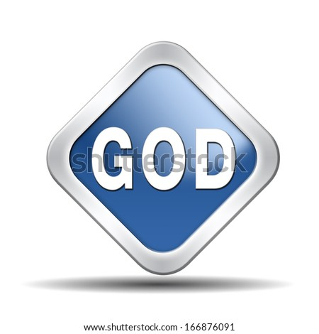 God and salvation search road to heaven religion god icon god button belief in the lord