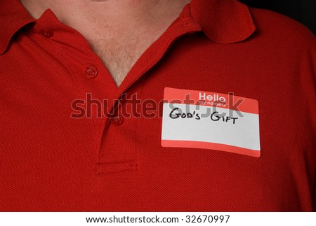 God's Gift - stock photo