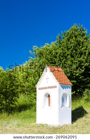 God's torture near Hnanice, Czech Republic - stock photo