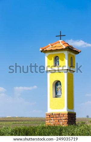 God's torture near Strachotin, Czech Republic - stock photo