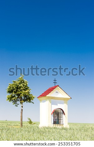 God's torture with grain, Southern Moravia, Czech Republic - stock photo