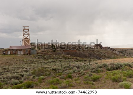 Going from boom to bust several times from 1867 to 1949, the Carissa Mine in South Pass City, Wyoming is now a state historic site