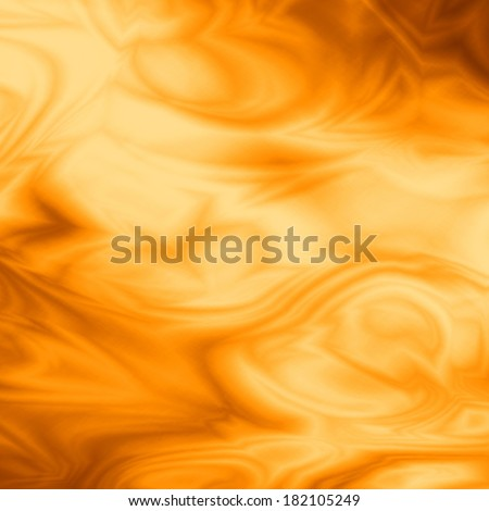 gold abstract background fire flames texture - stock photo
