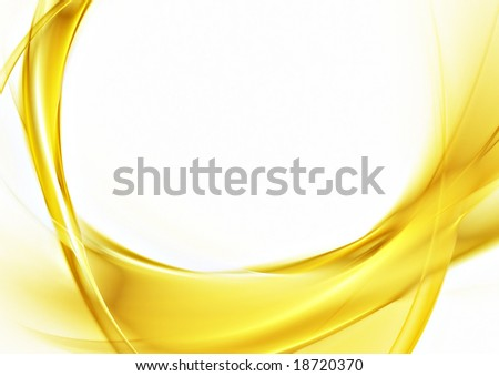 gold abstract background texture - stock photo