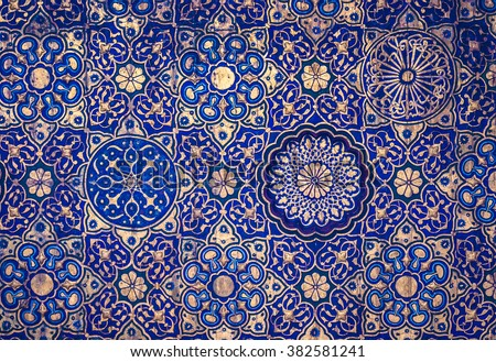 Islamic Tile Stock Images Royalty Free Images Amp Vectors