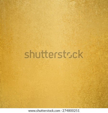gold background image, solid gold texture - stock photo