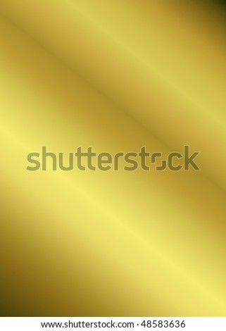 gold background or wallpaper - stock photo