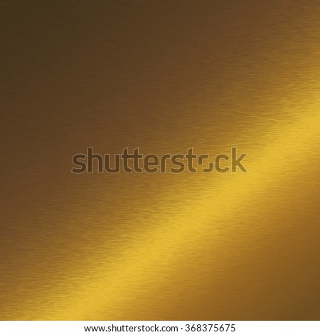 gold background texture, sheet metal texture background - stock photo