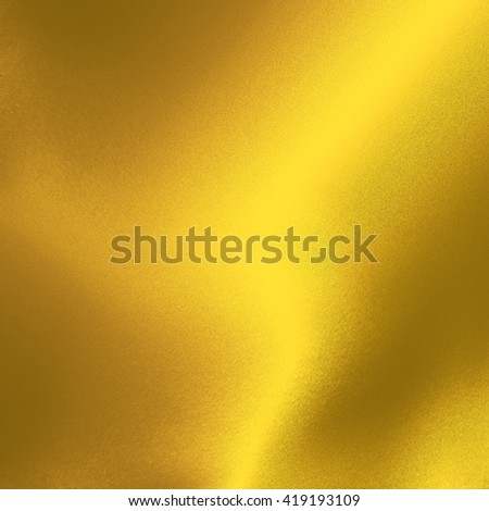 gold background texture, stainless metal texture - stock photo