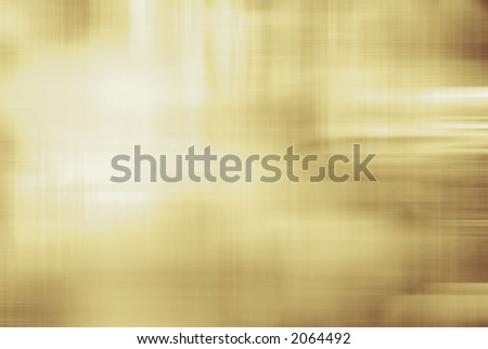 Gold, Brown and White Multi Layered Background - stock photo