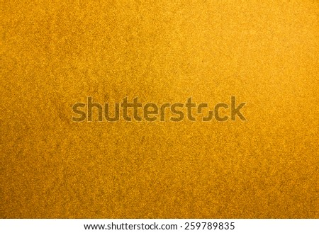 Gold color background from ply wood imege, Gold background. - stock photo