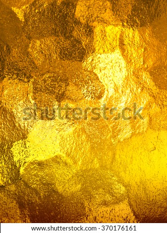 gold glass texture
