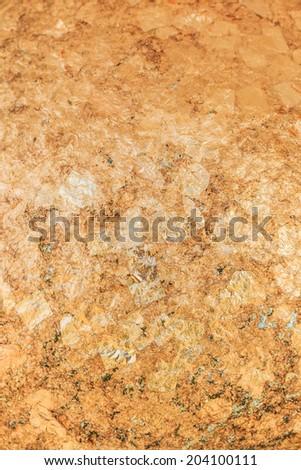 gold leaf background  - stock photo