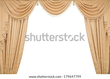Curtains Ideas curtains background : Old Curtains Elegant Fashioned Theater Stock Photos, Royalty-Free ...