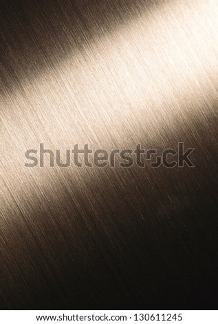 gold metal background texture - stock photo