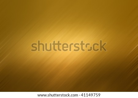 gold metal background texture with Diagonal strips - stock photo