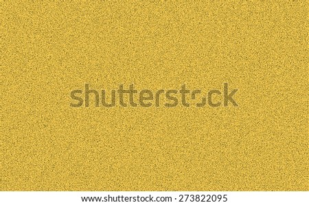 Gold paper texture background effect dot black color - stock photo