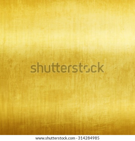 Gold polished metal. Steel Texture