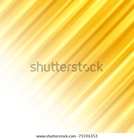 gold striped background , an abstraction - stock photo