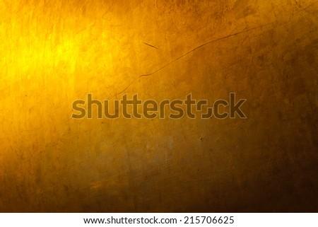 Gold texture wallpaper - stock photo