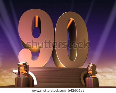 golden - stock photo