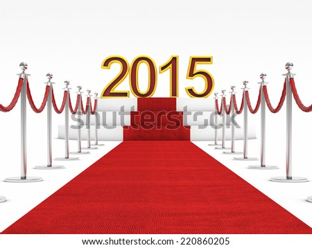 golden 2015 and red carpet