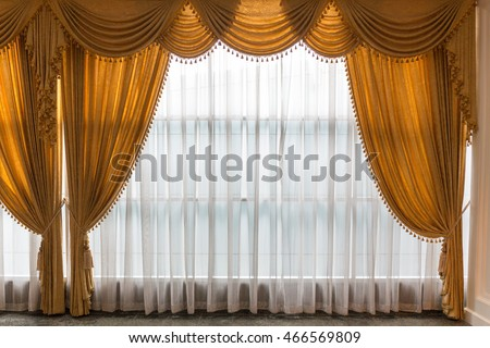 See Through Curtains sheer curtains stock images, royalty-free images & vectors