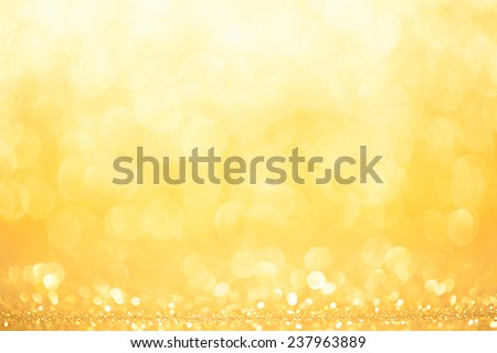 golden and yellow circle background. studio shot - stock photo