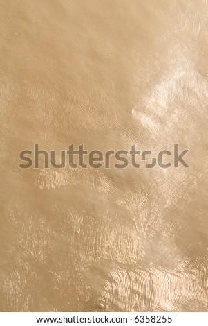 golden background - stock photo
