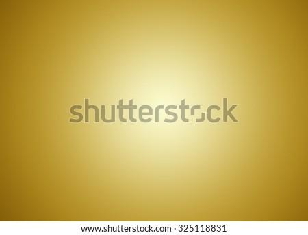 Golden background illustration - stock photo