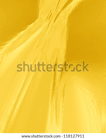 Golden background with some reflections and line effects