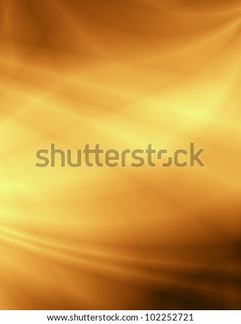 Golden card abstract background - stock photo