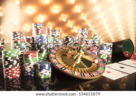 golden casino party