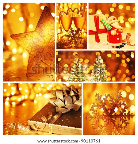 Winter Collage Stock Images Royalty Free Images Amp Vectors