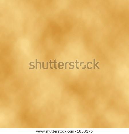 Golden Digital Background - stock photo