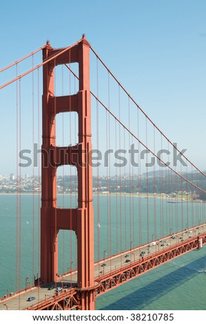 Golden Gate Bridge San Francisco