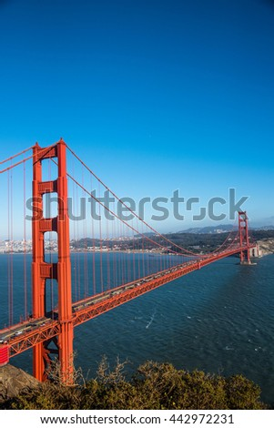 Golden Gate Bridge San Francisco - California