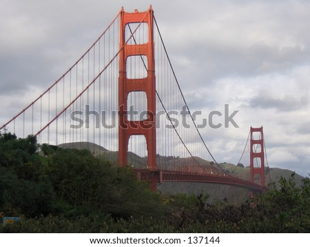Golden Gate Bridge, SanFrancisco California