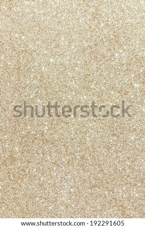 golden glitter texture christmas background - stock photo