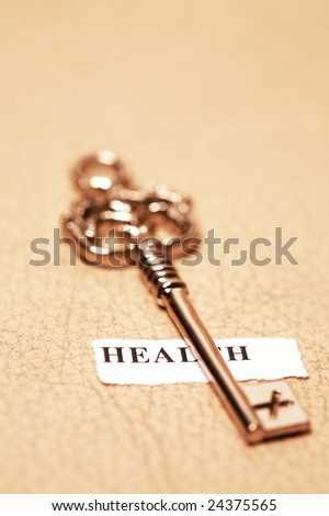 golden key for health