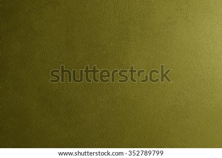 Golden leather texture with side lighting