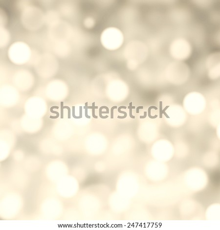 Golden  Lights Festive Christmas  background with texture. Abstract Christmas twinkled bright background with bokeh defocused  lights - stock photo